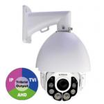 กล้อง IP/TVI/AHD 2.0MP 20X Speed Dome AVTECH รุ่น AVZ592