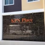 งานระบบอิสระ 88 ห้อง KPN Place