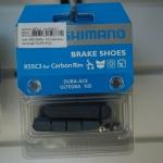 แผ่นยางเบรค SHIMANO DURA-ACE BR-7800 สำหรับขอบล้อคาร์บอน