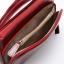 กระเป๋าสะพายรุ่น Amanda สีเชอร์รี่ (NO.114) thumbnail 8