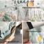 ผ้ากันเปื้อนสไตล์ญี่ปุ่นลายกระต่าย hello แบบมีกระเป๋าหน้า thumbnail 3