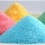 ผงน้ำตาลสายไหม (ผงปั่นสายไหม,สายไหมหลากสี,ขนมสายไหม) thumbnail 1