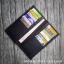 กระเป๋าใส่บัตรแบบยาว หนังแท้ 100% ทำจากหนังวัว นุ่มมาก ขนาดกระทัดรัด ดูดีดูโปร ทนทานยิ่งใช้ยิ่งสวย มีกล่องเป็นของขวัญได้ thumbnail 1