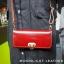 กระเป๋าสะพายรุ่น Andromedra สีแดงเข้ม (ไซส์ S) thumbnail 6
