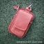 กระเป๋าใส่โทรศัพท์ ร้อยเข็มขัด หนังแท้ รุ่น Belta II สีแทน thumbnail 2