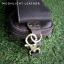 กระเป๋าใส่โทรศัพท์ ร้อยเข็มขัด หนังแท้ รุ่น Belta II สีน้ำตาลเข้ม thumbnail 4