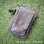 กระเป๋าใส่โทรศัพท์ ร้อยเข็มขัด หนังแท้ รุ่น Belta I สีน้ำตาลเข้ม thumbnail 1