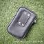 กระเป๋าใส่โทรศัพท์ ร้อยเข็มขัด หนังแท้ รุ่น Belta I สีดำ thumbnail 3