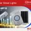 LED Street Light ไฟถนน LED 10W สีขาว รุ่น HS-MF10 สีขาว thumbnail 1