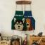 ผ้ากันเปื้อนเด็ก หมาปั๊ก by Supergoods thumbnail 2