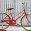 จักรยานแม่บ้าน ทรงผ่าหวาย Frisch