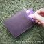 กระเป๋าสตางค์หนังแท้ แบบหนีบธนบัตร รุ่น Jasper พร้อมกล่องเป็นของขวัญได้ มีให้เลือก 3 สี thumbnail 4
