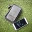 กระเป๋าใส่โทรศัพท์ ร้อยเข็มขัด หนังแท้ รุ่น Belta I สีดำ thumbnail 1