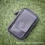 กระเป๋าใส่โทรศัพท์ ร้อยเข็มขัด หนังแท้ รุ่น Belta I สีดำ thumbnail 2