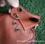 กระเป๋าใส่โทรศัพท์ ร้อยเข็มขัด หนังแท้ รุ่น Belta II สีแทน thumbnail 6