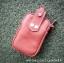 กระเป๋าใส่โทรศัพท์ ร้อยเข็มขัด หนังแท้ รุ่น Belta II สีแทน thumbnail 4