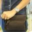 กระเป๋ารุ่น Mino สีน้ำตาลเข้ม (No.008) thumbnail 4