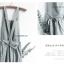 ผ้ากันเปื้อนแบบเอี๊ยมกระโปรงสไตล์เกาหลี โดยร้านผ้ากันเปื้อน supergoods thumbnail 4
