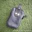 กระเป๋าใส่โทรศัพท์ ร้อยเข็มขัด หนังแท้ รุ่น Belta II สีดำ thumbnail 3