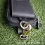 กระเป๋าใส่โทรศัพท์ ร้อยเข็มขัด หนังแท้ รุ่น Belta II สีดำ thumbnail 8