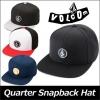 pre order หมวกฮิปฮอป hiphop ผู้ชายเท่ๆ จากญี่ปุ่น ลายVolcom
