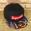 pre order หมวกฮิปฮอป hiphop unisex เท่ๆ สไตล์เกาหลี ลายSupreme