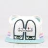 pre order หมวกฮิปฮอป hiphop ผู้หญิง เท่ๆ จากญี่ปุ่น ลายลูกตา