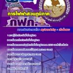 แนวข้อสอบรัฐวิสาหกิจ การไฟฟ้าส่วนภูมิภาค กฟภ. อัพเดทใหม่ 2560