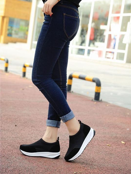 รองเท้าผ้าใบผู้หญิง รองเท้าผ้าใบราคาถูก รองเท้าผ้าใบพร้อมส่ง