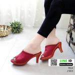 SLM3--2303-แดง-Size35