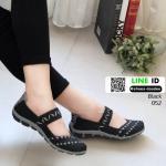 SLM3--052-ดำ-Size35
