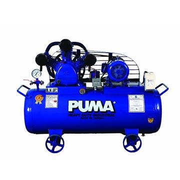 ปั๊มลมพูม่า PUMA รุ่น PP-35P /380 Volt (5 แรงม้า ถัง 315 ลิตร)