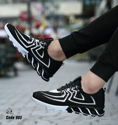 รองเท้าผ้าใบ ลาย Spider-man-White BB [สีขาว]
