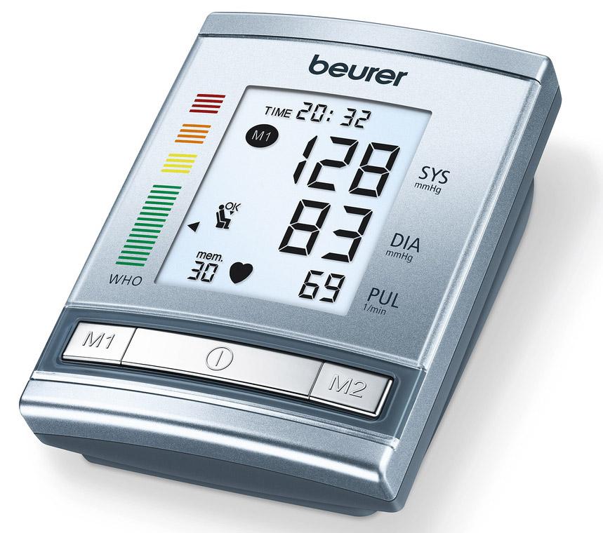 เครื่องวัดความดันโลหิต ยี่ห้อ Beurer BM 60 รหัส MEL23