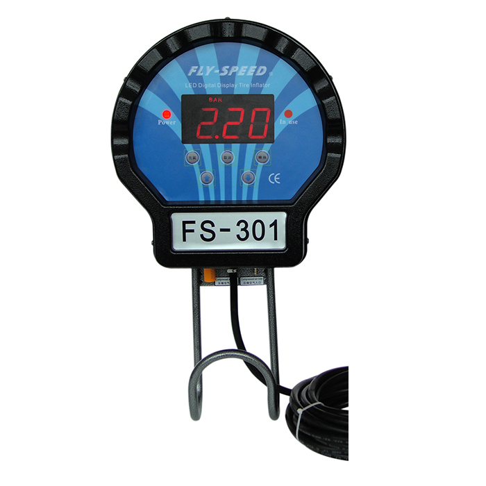 เครื่องเติมลมอัตโนมัติแบบติดผนัง Fly Speed รุ่น FS-301