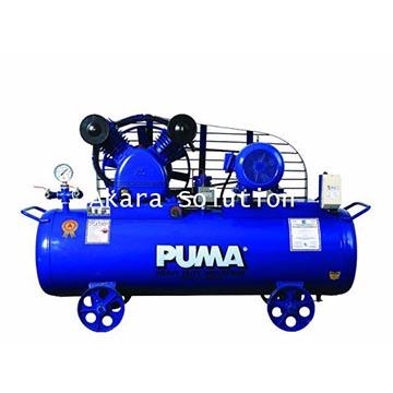 ปั๊มลมพูม่า PUMA รุ่น PP-275A /380 Volt (7.5 แรงม้า ถัง 260 ลิตร)