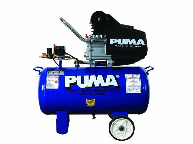 ปั๊มลมโรตารี่พูม่า PUMA รุ่น XM-4090 (4 แรงม้า ถัง 90 ลิตร)