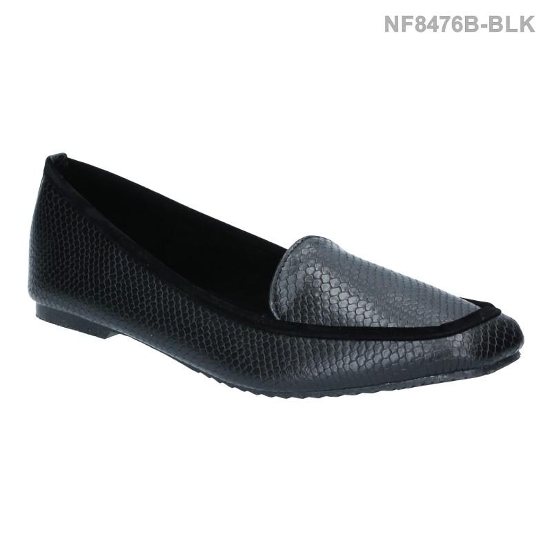 ลดล้างสต๊อก รองเท้าส้นแบน NF8476B-BLK [สีดำ]