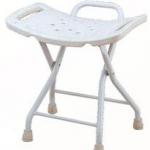 เก้าอี้อาบน้ำ ไม่มีพนักพิง ปรับสูงต่ำได้ มีที่จับด้านหลัง MEH03