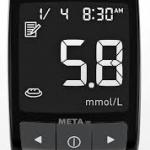 เครื่องเจาะวัดน้ำตาลในเลือด รุ่น Omron HGM-111 รหัส MEI12