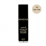 Merrez'ca Excellent Covering Skin Perfecting Foundation #21 Light Nude
