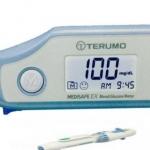 เครื่องเจาะวัดน้ำตาลในเลือด รุ่น Terumo Medfisafe EX รหัส MEI08