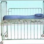 เตียงผู้ป่วยเด็กแบบ 2 ไกร์ MET02