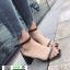 รองเท้าส้นสูงรัดส้น เปลือยเท้า G-1382-BLK [สีดำ] thumbnail 1