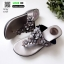รองเท้าลำลอง แบบหูคีบหนังนิ่ม 6131-เทา [สีเทา] thumbnail 3