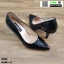 รองเท้าคัชชูงานหนังแก้ว K23114-BLK [สีดำ] thumbnail 1