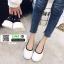 รองเท้าผ้าใบ สไตล์สุขภาพ Q-088-WHI [สีขาว] thumbnail 1