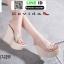 รองเท้าแบบสวมส้นเตารีด 17-2299-CRM [สีครีม] thumbnail 1