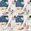 รองเท้าเพื่อสุขภาพ หนีบส้นโฟม JK8053-GLD [สีทอง] thumbnail 4