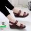 รองเท้าสุขภาพ รัดข้อ F1070-แดง [สีแดง] thumbnail 1
